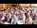 Eröffnungsveranstaltung der Jahrestagung des VDF Nord 2018 in Balve