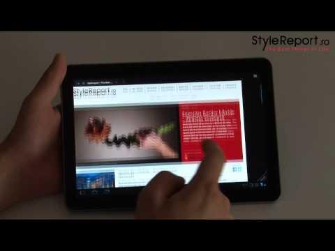 Samsung Galaxy Tab 10.1v - prezentare generala