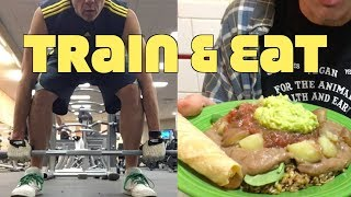 How I Train & Eat In A Day As A Sick Vegan