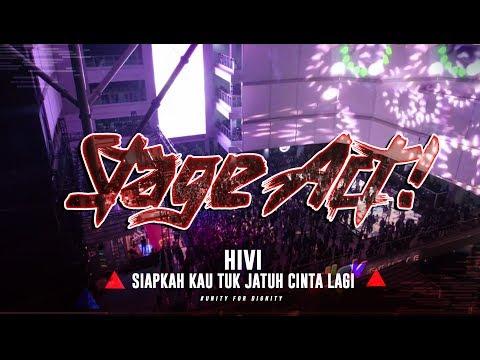 HIVI! - Siapkah Kau Tuk Jatuh Cinta Lagi [Live at Grand Opening Click Square]