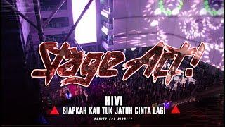 Video HIVI! - Siapkah Kau Tuk Jatuh Cinta Lagi [Live at Grand Opening Click Square] download MP3, 3GP, MP4, WEBM, AVI, FLV Desember 2017