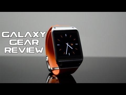 Samsung Galaxy Gear Smart Watch REVIEW