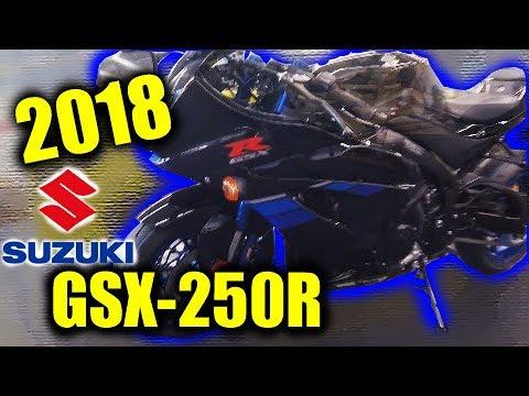 2018 suzuki gsx250r. brilliant gsx250r 2018 suzuki gsx250r first look with suzuki gsx250r a