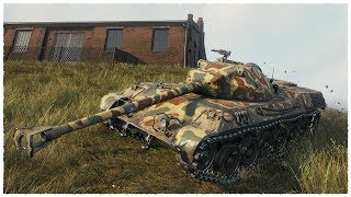 Prototipo Standard B • 8100 Damage • 10 Kills • WoT Gameplay