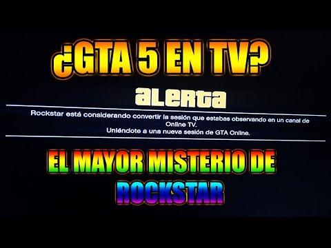 EL MAYOR MISTERIO DE ROCKSTAR ¨ESTA SESION ESTA SIENDO CONSIDERADA POR ROCKSTAR PARA UN CANAL DE TV¨