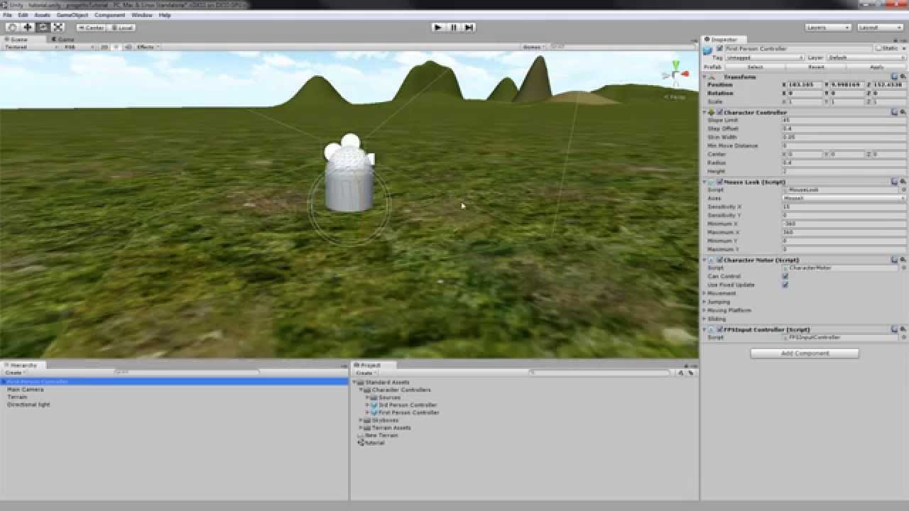 unity how to add skybox