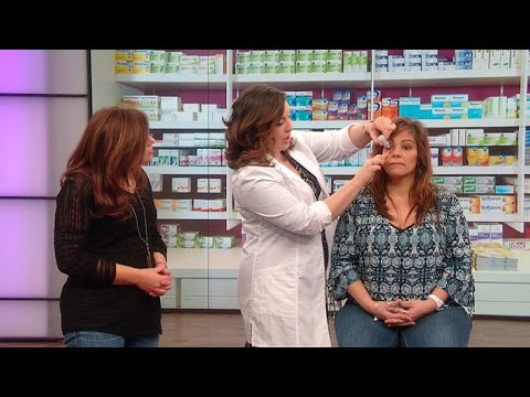 EyeCare 20/20: How to Apply Eye Drops - The Best Method for Putting Eye Drops from YouTube · Duration:  1 minutes 24 seconds