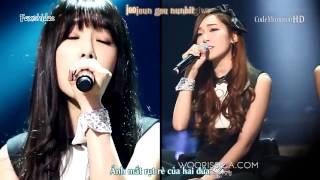 [Fox][Vietsub][Kara] Goodbye - Taengsic
