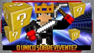O UNICO SOBREVIVENTE?! - Survival da Sorte #1
