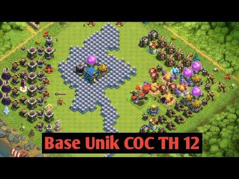 Base Unik Coc Th 12 3
