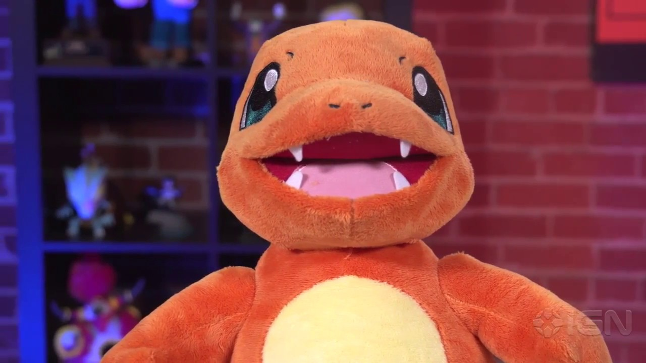 b7bce4fae38 Build-A-Bear Charmander Plush Unboxing - YouTube