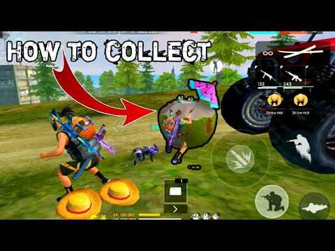 How to collect straw hat 🎩 live proof 🔍| Free Fire New Event,  Free Fire New Update