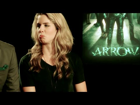 Emily Bett Rickards  Funny Moments pt1