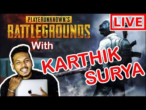 🔥🔥PUBG MALAYALAM LIVE WITH KARTHIK SURYA | NICK VLOGS🔥🔥