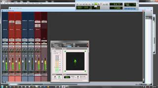 Pro Tools 10 & 9 & 8 Mastering Session (Detailed setup)