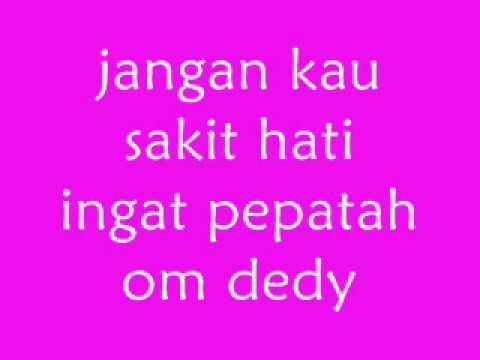 Lirik Lagu Coboy Junior - Ngaca Dulu Deh