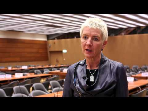 Madeleine Rees - UN Meeting on Syrian Women's Role at the Peace Table