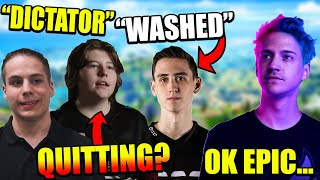 Zayt Goes CRAZY on FaZe Bizzle, Dubs, & Megga! Ninja Calls out Griefers! Mongraal GOD TIER Pop Off!
