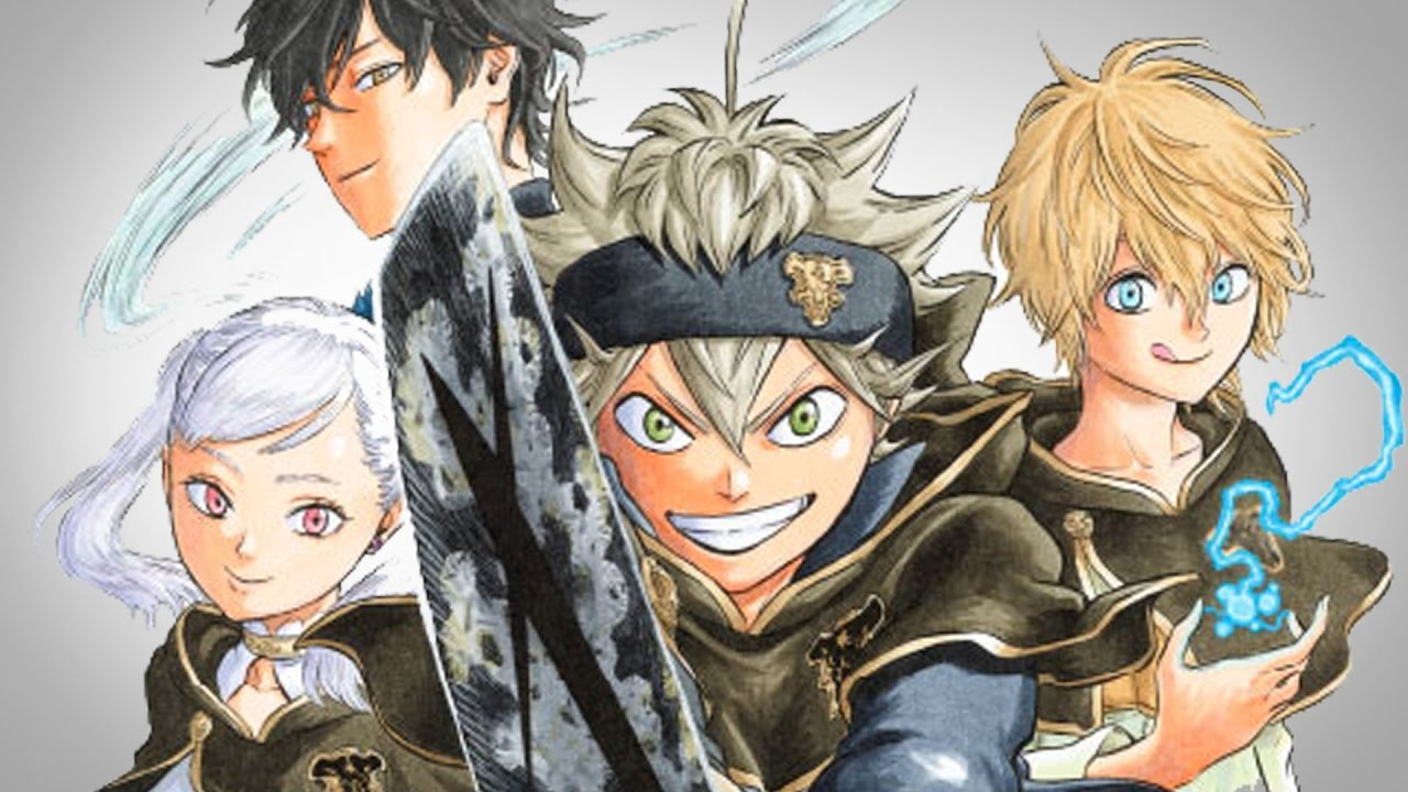Why You Should Watch / Read Black Clover - YouTube
