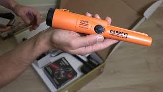 Оборудование для подводного поиска металла, Garret AT или как найти клад в воде