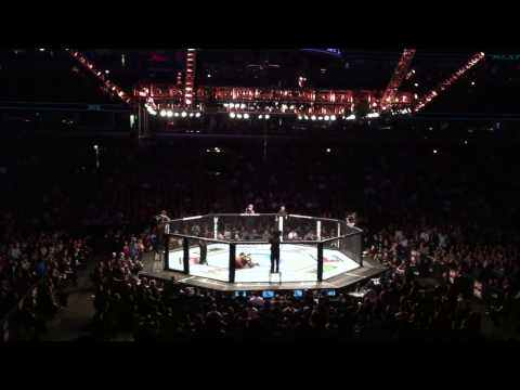 UFC on FOX Evans vs Davis Chicago IL 2012