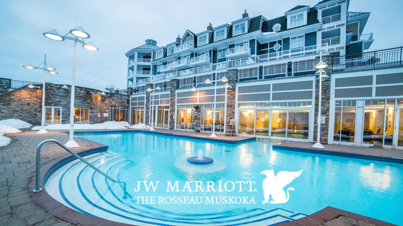 Jw Marriott The Rosseau Muskoka Youtube