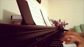 Main theme from Only Yesterday (Piano & Strings) Cover