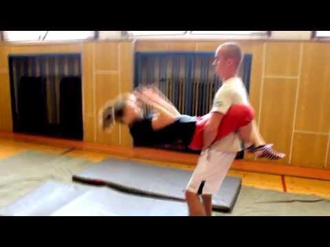 Workout in a pair: Motivation | Cvičení ve dvojici | SebeRevolta Mariánské Lázně (1080p)