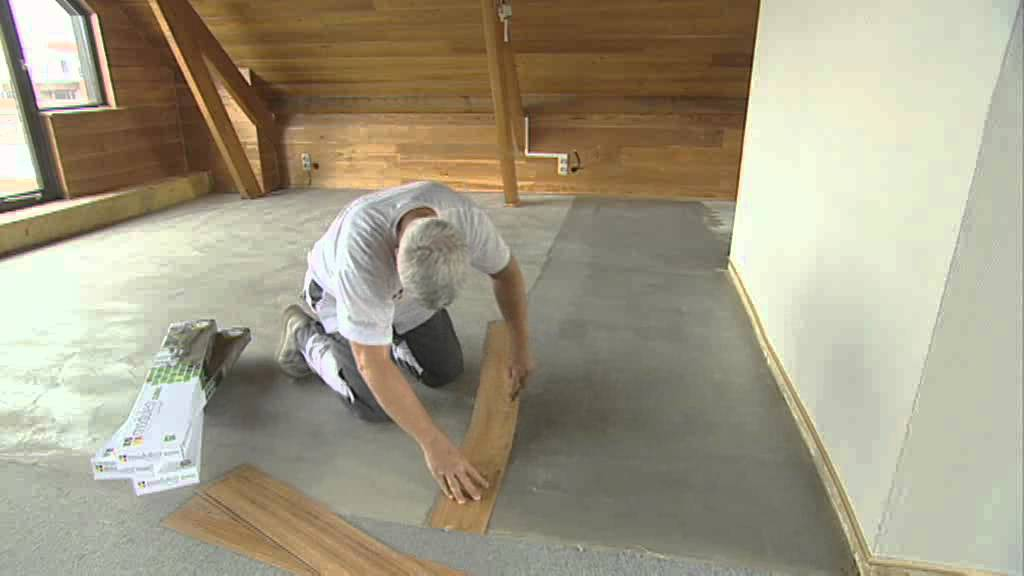 Vinyl Flooring Installation Moduleo Youtube