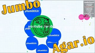 Agar.io Gameplay : Sad Story (7518) ★ Score ★