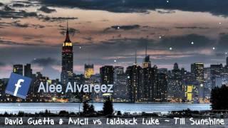 David Guetta & Avicii vs Laidback Luke - Till Sunshine