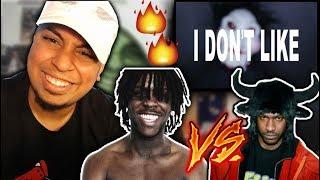 UK VS CHIRAQ I DON'T LIKE - JME JAMMER SKEPTA Reaction (Grime Legends on a Chicago Beat)