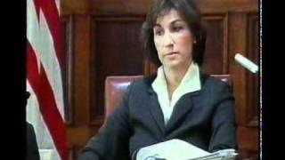 Joan Collins in Court - Alexis versus Random House - FIGHT!