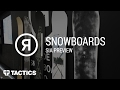 Ride 2018 Snowboards   SIA Preview - Tactics