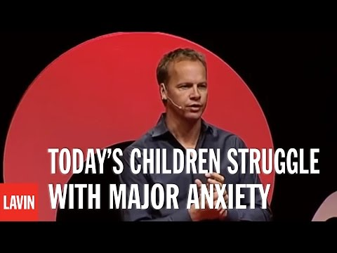 Alex Russell: Today's Children Struggle with Major Anxiety