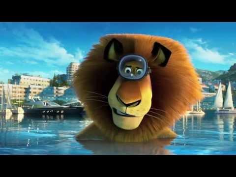 Trailer Phim Madagascar 3 (Thần Tượng Châu Âu) [HD] - 3dbox.vn