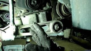 Dodge Neon Замена ремня ГРМ (Русские субтитры)
