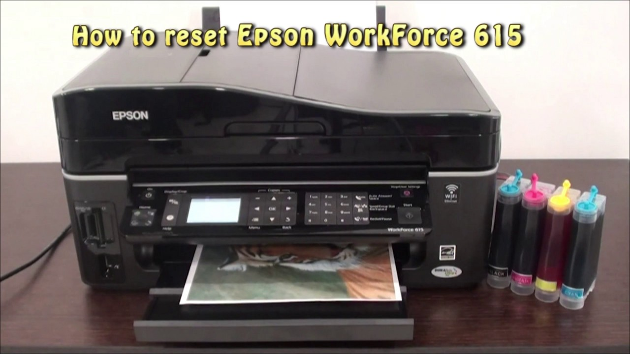 Epson Workforce Software & Driver Downloads For Windows And Mac