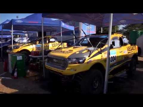 2016 Toyota Kalahari Botswana 1000 Desert Race - EPISODE 1