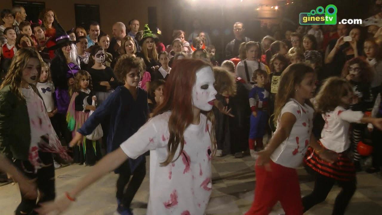 Gran Fiesta de Halloween 2017. Montaje musical