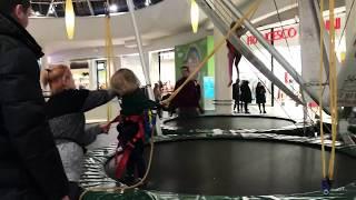 Батут, развлечения для детей