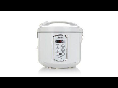 Aroma 20Cup Digital Rice Cooker and Steamer