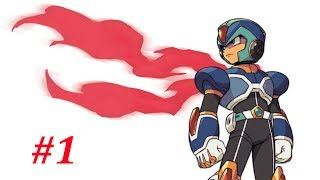 Mega Man X: Command Mission Playthrough - Part 1 Enter X and Zero - No commentary