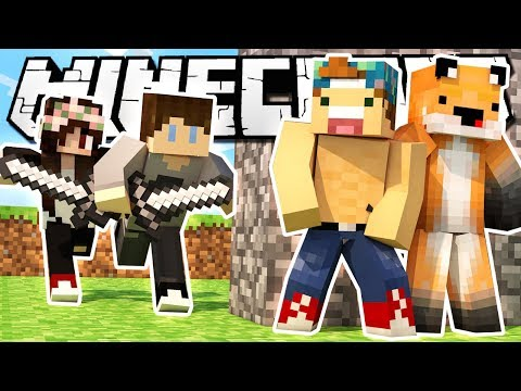 WE'RE GETTING INVADED!   Minecraft BedWars w/SeaPeeKay