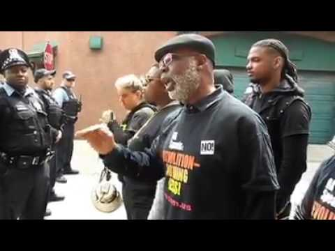 Carl Dix Statement on Obama