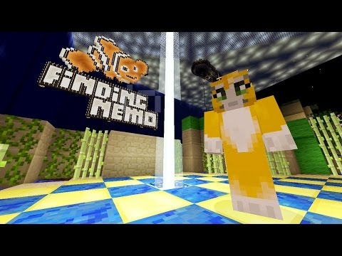 Minecraft: Xbox - Finding Nemo - Up And Up {1}