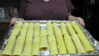 In The Kitchen: Hungry Girl Exploding Taquitos