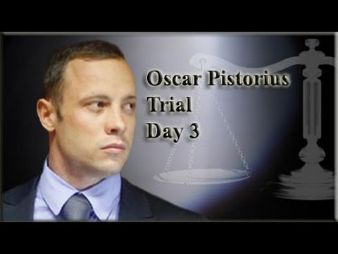 Oscar Pistorius Trial: Wednesday 5 March 2014, Session 2