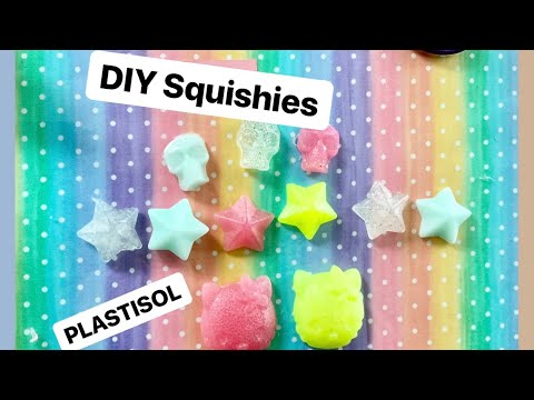 DIY Squishy Using FISH BAiT?