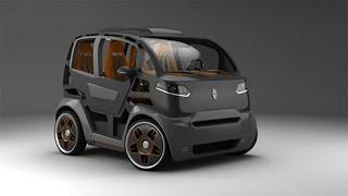 Mirrow Provocator The future city cars Concept